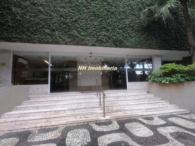 Linda cobr. são Conrado, terraço enorme - Foto 17