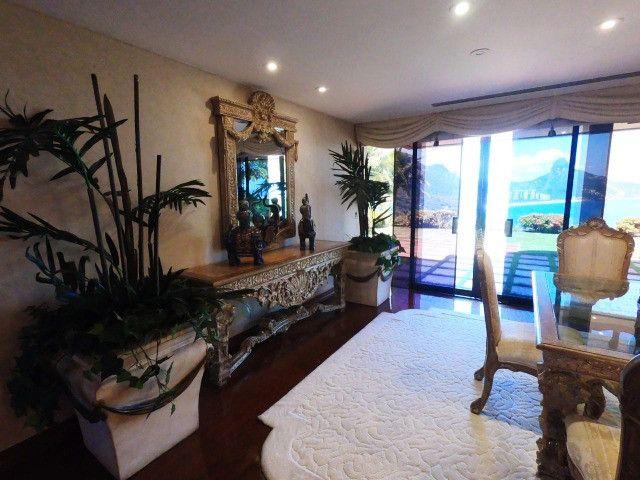 Fantástica casa no Joá, em endereço privilegiado - Foto 15