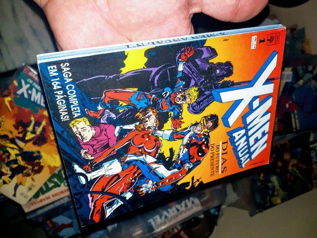 X - Men Anual Nº 1 - Abril / 1994 - Foto 4