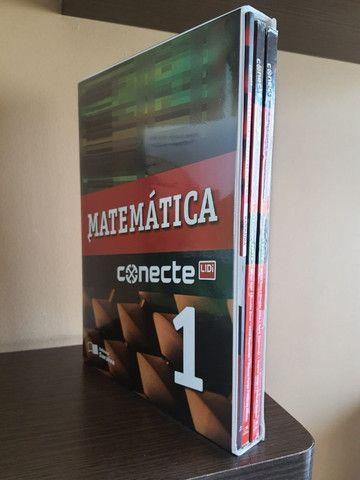 Livro Didático Matemática 1EM Conecte - Foto 2