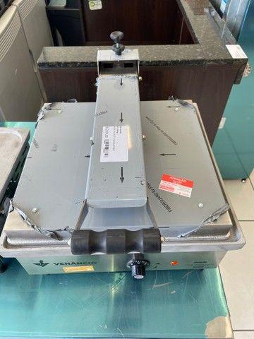 Prensa elétrica Chapa Alumínio 45A - Vendedor Wanderson