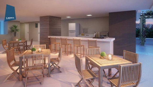 Apartamento com 2 dormitórios à venda, 58 m² por R$ 290.000,00 - Parangaba - Fortaleza/CE - Foto 10