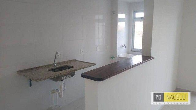 Apartamento com 2 dormitórios para alugar por R$ 750,00/mês - Agua Limpa - Volta Redonda/R - Foto 11