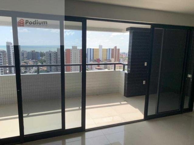 Apartamento à venda com 4 dormitórios em Aeroclube, João pessoa cod:36315 - Foto 5