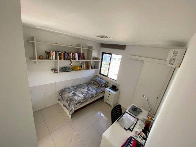 Apartamento para venda tem 116 metros quadrados com 3 quartos em Ponta D'Areia - São Luís  - Foto 20