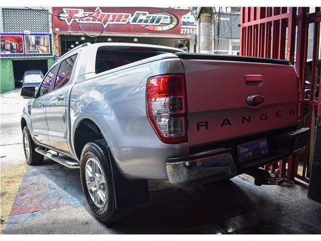 Ford Ranger 2.5 limited 4x2 cd 16v flex 4p manual - Foto 4