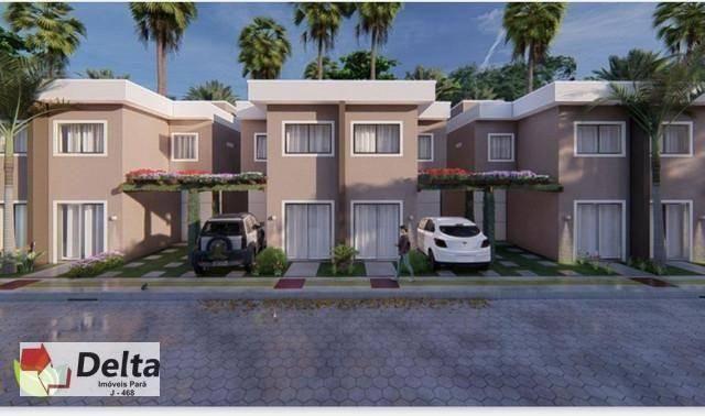 Casa com 2 dormitórios à venda, 80 m² por R$ 225.000,00 - Águas Lindas - Ananindeua/PA - Foto 5