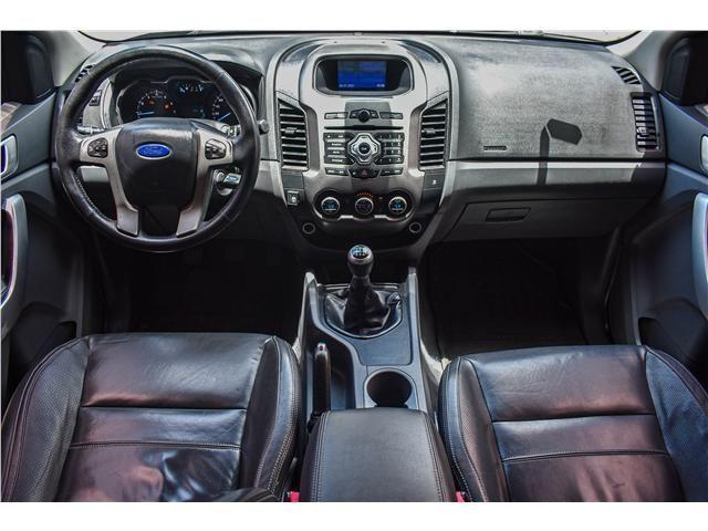 Ford Ranger 2.5 limited 4x2 cd 16v flex 4p manual - Foto 6