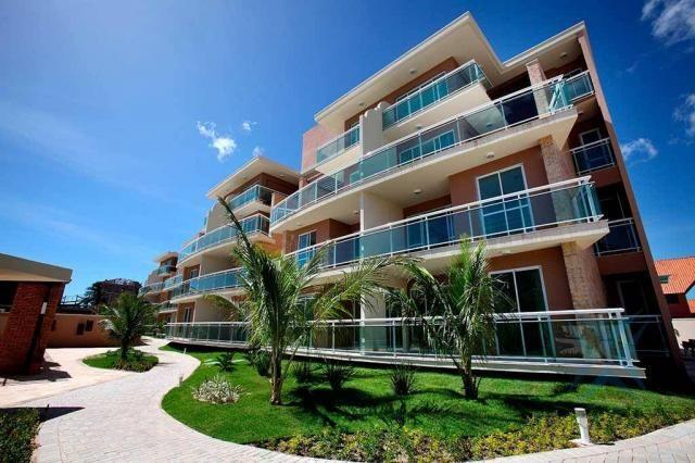 Apartamento com 3 dormitórios à venda, 113 m² por R$ 500.000,00 - Porto das Dunas - Aquira - Foto 2