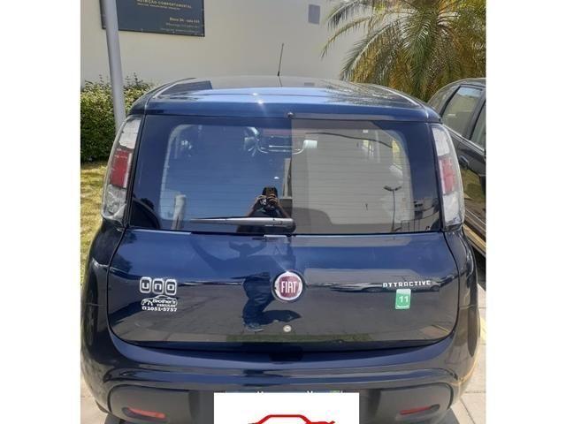 Fiat Uno 2016 1.0 evo attractive 8v flex 4p manual - Foto 15