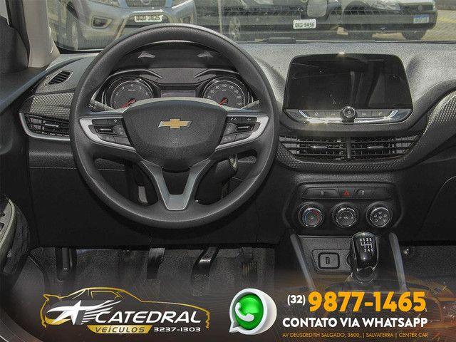 Chevrolet Onix Hatch LT 1.0 12V Flex 5p Mec. 2020 *Novo D+* Baixa Km* Aceito Troca - Foto 8