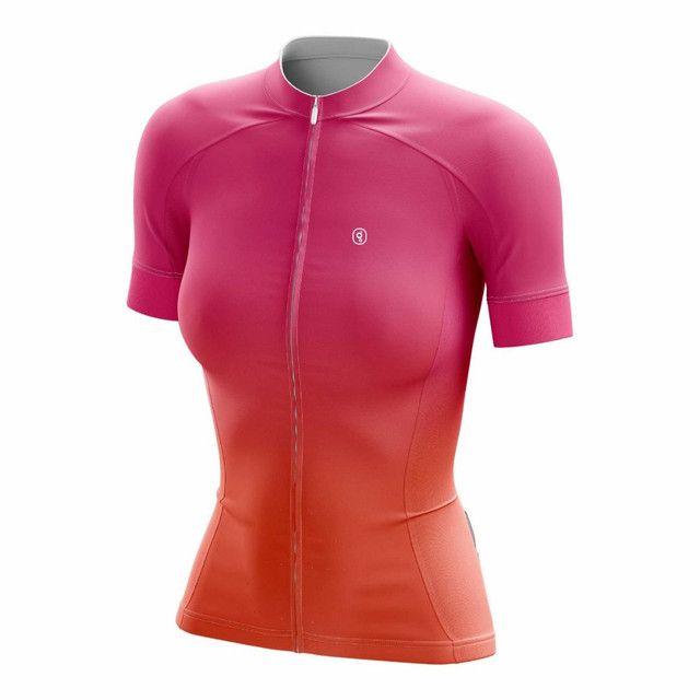 Camiseta Ciclismo Feminina  - Foto 3