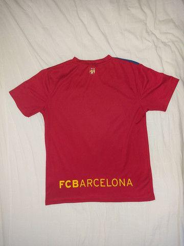 Camisa Barcelona FC - Foto 2