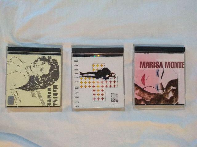 Marisa Monte - 3 CDs - Foto 5