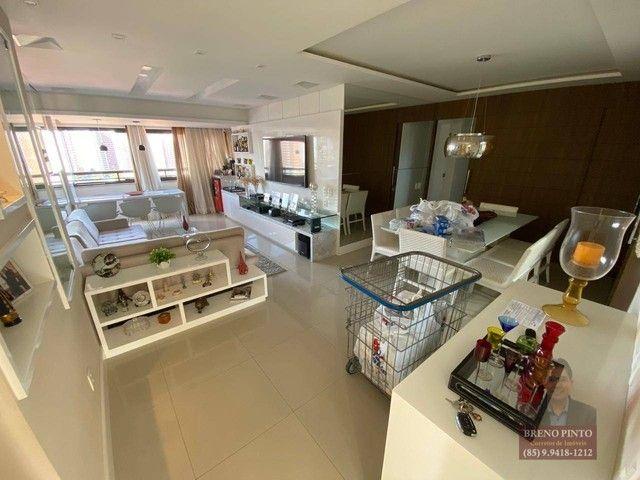 Apartamento no Espaço Catalunya com 3 dormitórios à venda, 105 m² por R$ 675.000 - Varjota - Foto 10