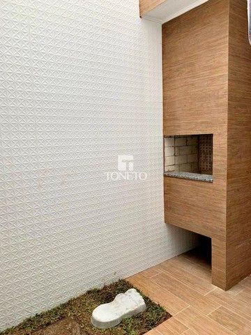 Casa 02 dormitórios em Camobi - Foto 3