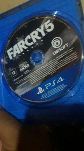 Jogo PS4 - FarCry 5 - Foto 2
