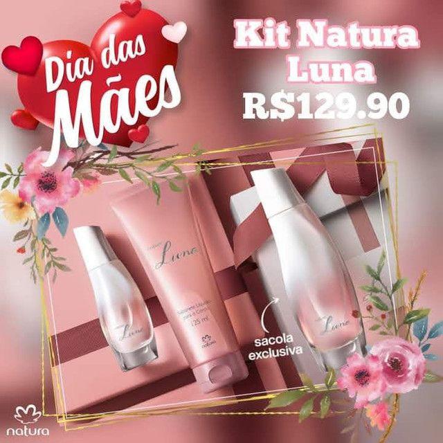 Dia das mães na Natura