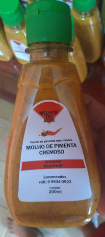 MOLHO DE PIMENTA CREMOSO - Foto 2