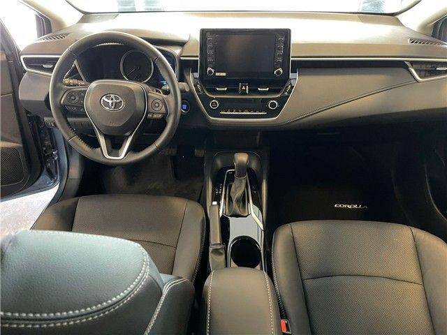 Toyota Corolla 2022 2.0 vvt-ie flex xei direct shift - Foto 6