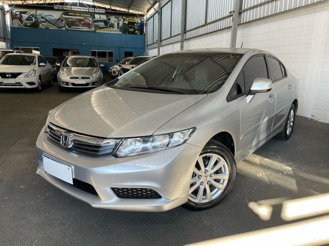 Honda Civic Lxs 1.8 flex manual 2014 Obs! Sem detalhes