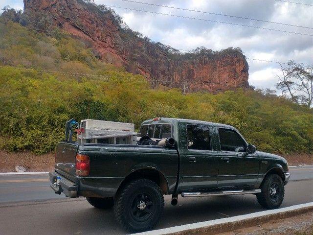 Ranger 2001 XLT 2.5 turbo diesel completa dok 2021 - Foto 11