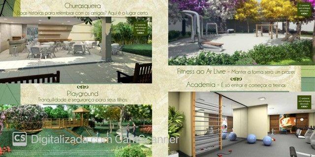 Apartamento Pronto, possui 78 metros quadrados com 3 quartos em Jardim Europa - Cuiabá - M - Foto 6