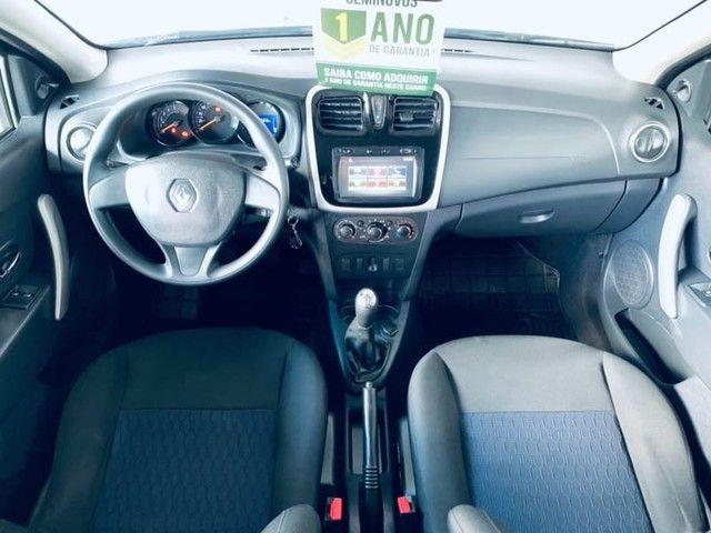 OPORTUNIDADE - Renault SANDERO EXPRESSION 1.0 12V - Foto 3