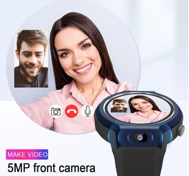 Smart Watch Lemfo LEM9 Relógio Inteligente Fitness - Foto 5