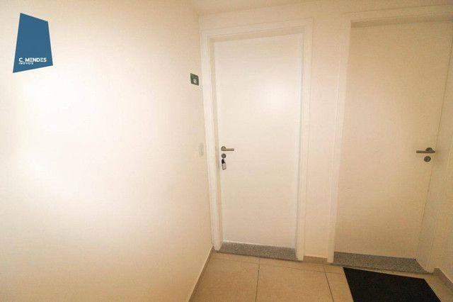 Apartamento com 2 dormitórios à venda, 58 m² por R$ 290.000,00 - Parangaba - Fortaleza/CE - Foto 15