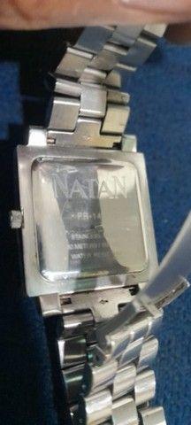 Relógio de Pulso Natan Joalheria - Foto 2