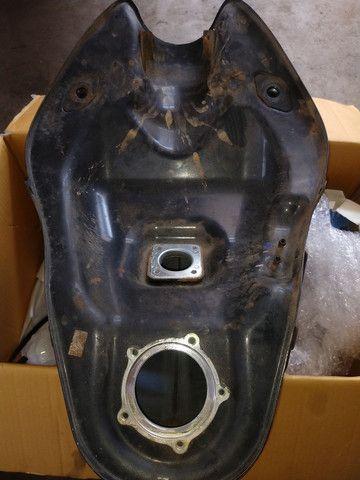 Tanque de combustível da Versys 650 2011 - Foto 4