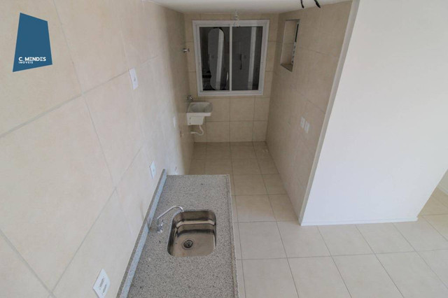 Apartamento com 2 dormitórios à venda, 58 m² por R$ 290.000,00 - Parangaba - Fortaleza/CE - Foto 19