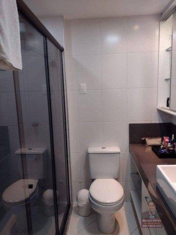 Apartamento no Mareés Residence Meireles com 2 dormitórios à venda, 73 m² por R$ 650.000 - - Foto 5