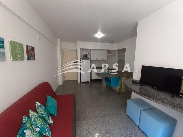 Apartamento para alugar com 1 dormitórios em Ponta verde, Maceio cod:32300 - Foto 10