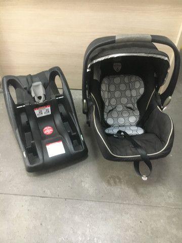 Bebê conforto + base batrix