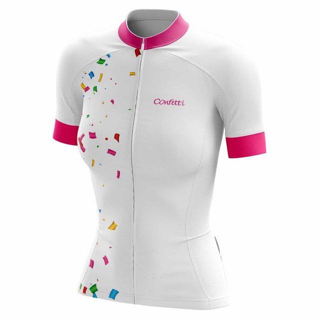 Camiseta Ciclismo Feminina  - Foto 2