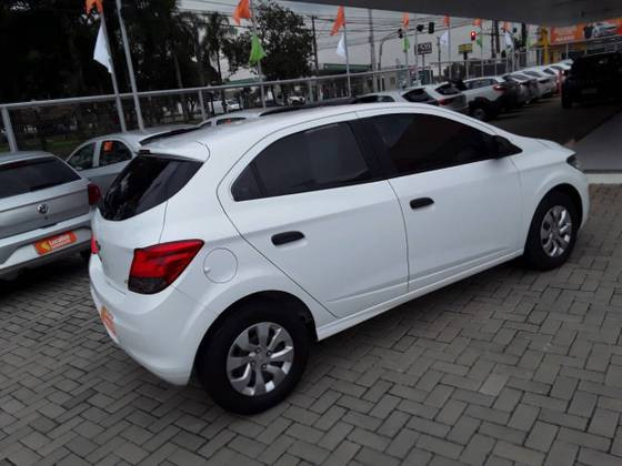 ONIX 2019/2019 1.0 MPFI JOY 8V FLEX 4P MANUAL - Foto 7