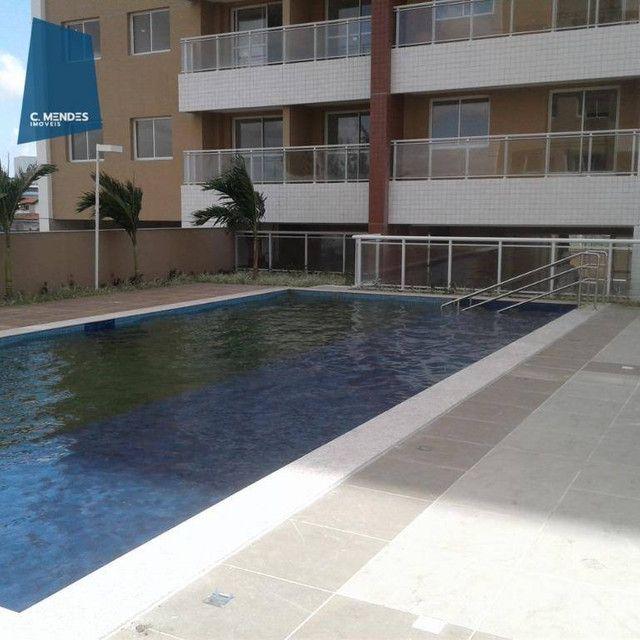 Apartamento com 2 dormitórios à venda, 58 m² por R$ 290.000,00 - Parangaba - Fortaleza/CE - Foto 5