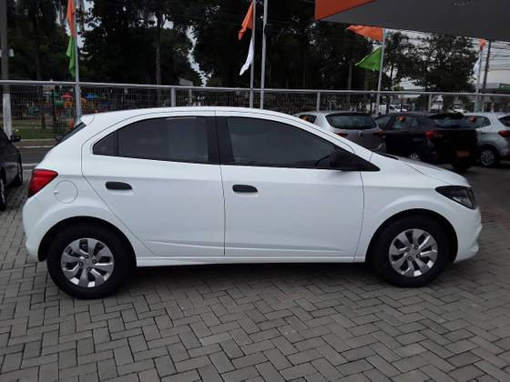 ONIX 2019/2019 1.0 MPFI JOY 8V FLEX 4P MANUAL - Foto 9