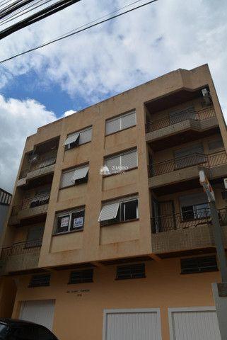 Apartamento 02 dormitórios para alugar em Santa Maria de frente com Sacada Garagem - ed Sa - Foto 18