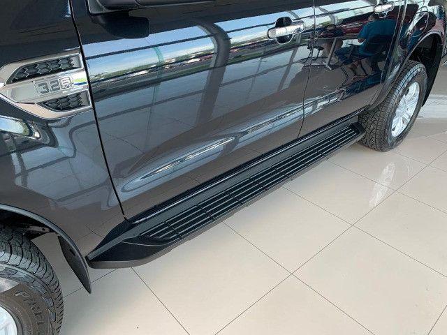 Ranger XLT Turbo Diesel 4x4 AT Modelo 2022! - Foto 8