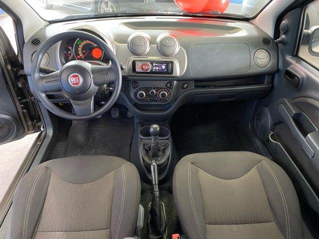 Fiat uno 1.0 way completo placa i  * 70.000 km impecável  - Foto 9