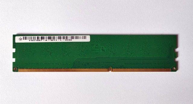 Memória Ram 2GB ddr3 Apacer  - Foto 3