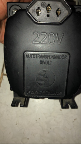 vendo um autotransformador bivolt 1010va  - Foto 4