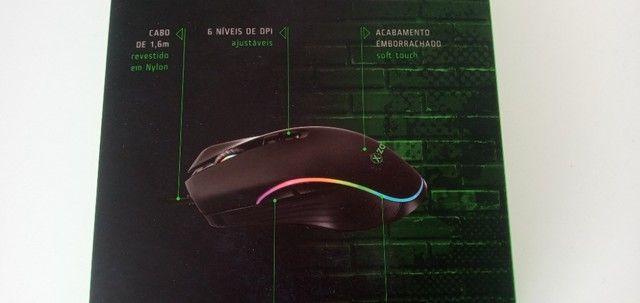 Teclado e Mouse Gamer X-Zone - Foto 3