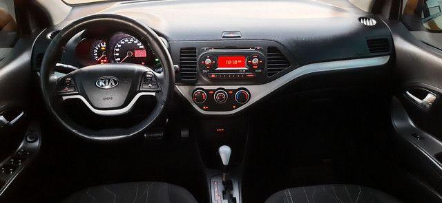 Kia Picanto automático só R$ 31.900,00 - Foto 4