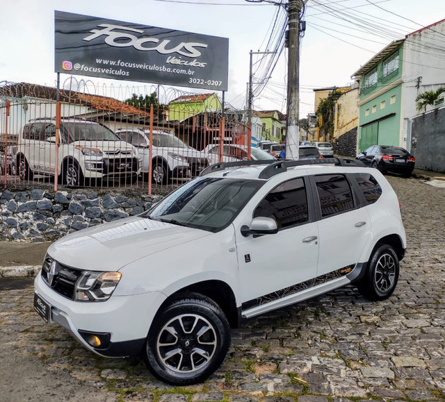 Duster 1.6 2018 top completíssima