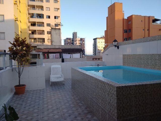 Apartamento / Cobertura com piscina em Guarapari - Praia do Morro