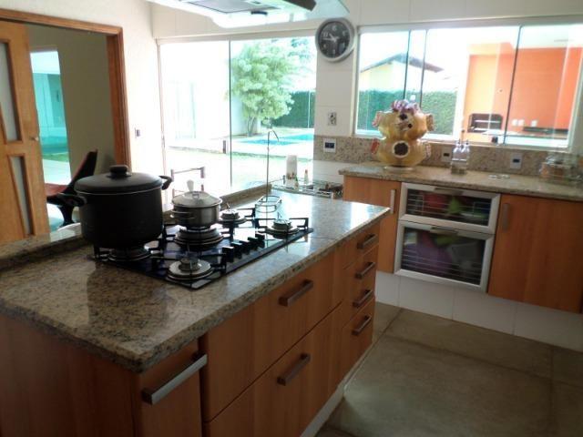 Samuel Pereira oferece: Casa no Bela Vista Sobradinho Grande Colorado 3 Suites Moderna - Foto 8